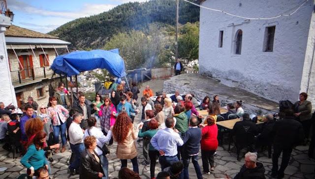 Γιορτή σύκου και κάστανου στον Πλάτανο Κυνουρίας