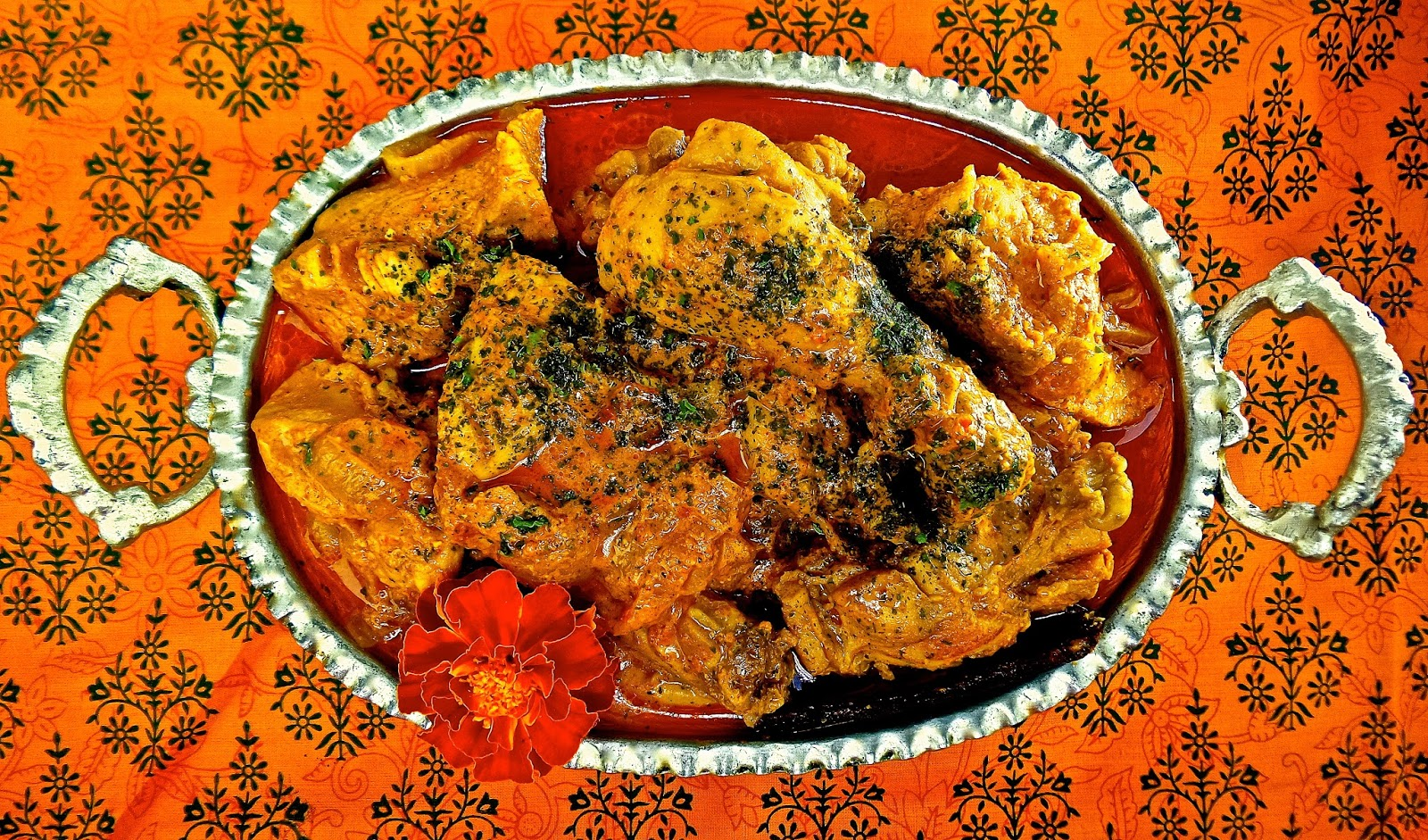 kohinoor chicken curry, chicken, murgh, kohinoor, curry, easy, mughal, moghul, north indian, indian, easy, recipe, non veg, spicy, authentic, traditional,