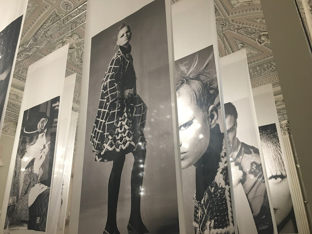 Karl Lagefeld Visions of Fashion Exhibition, Florence