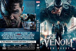 Venom - Cover DVD