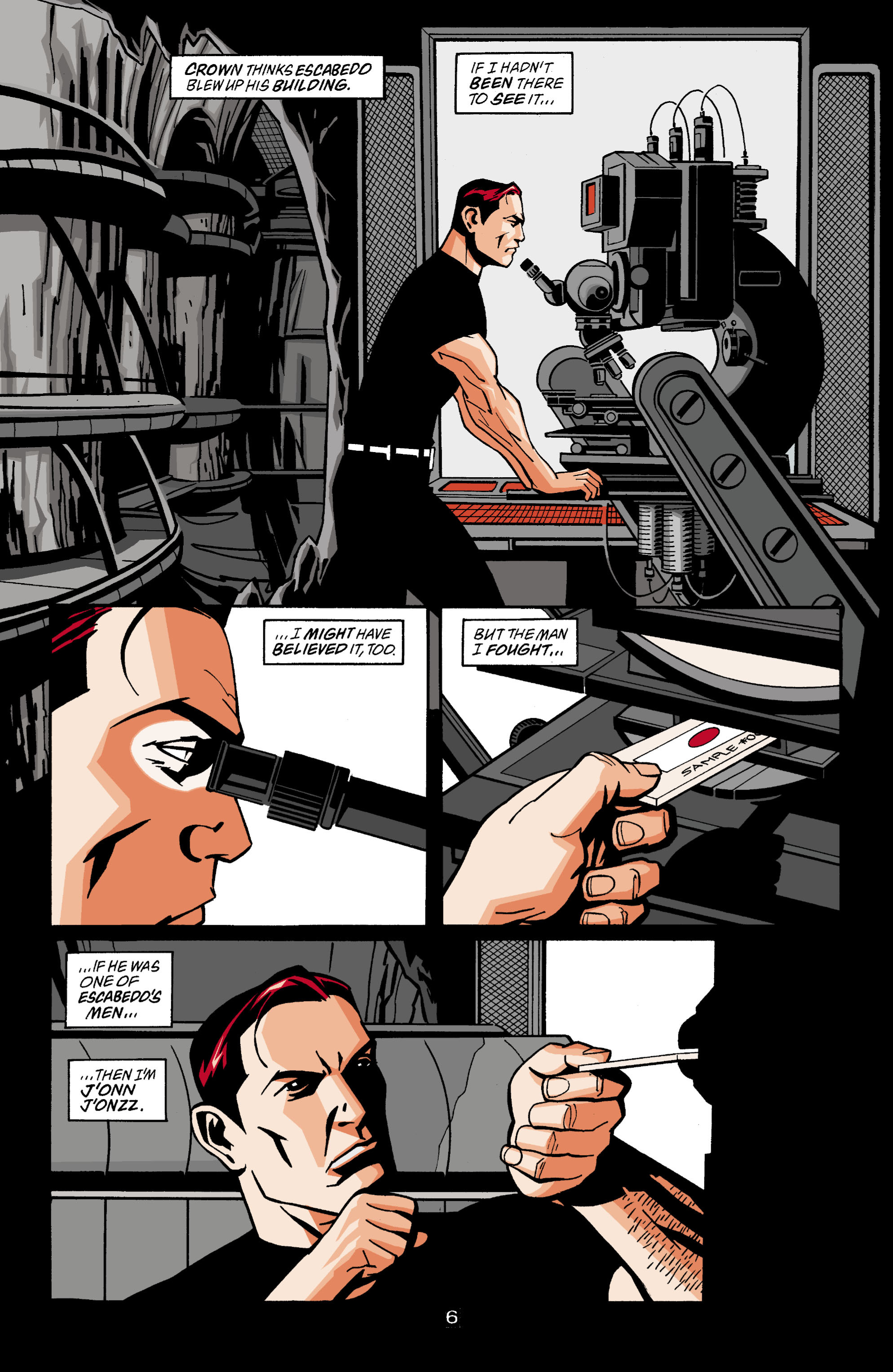 Detective Comics (1937) 744 Page 6