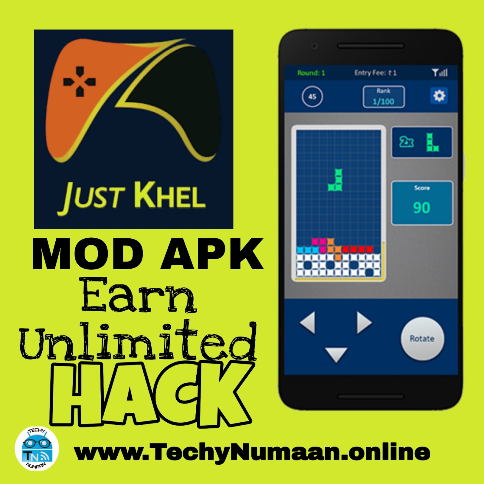 Just Khel Mod Apk Win Every Game 100% working and Genuine