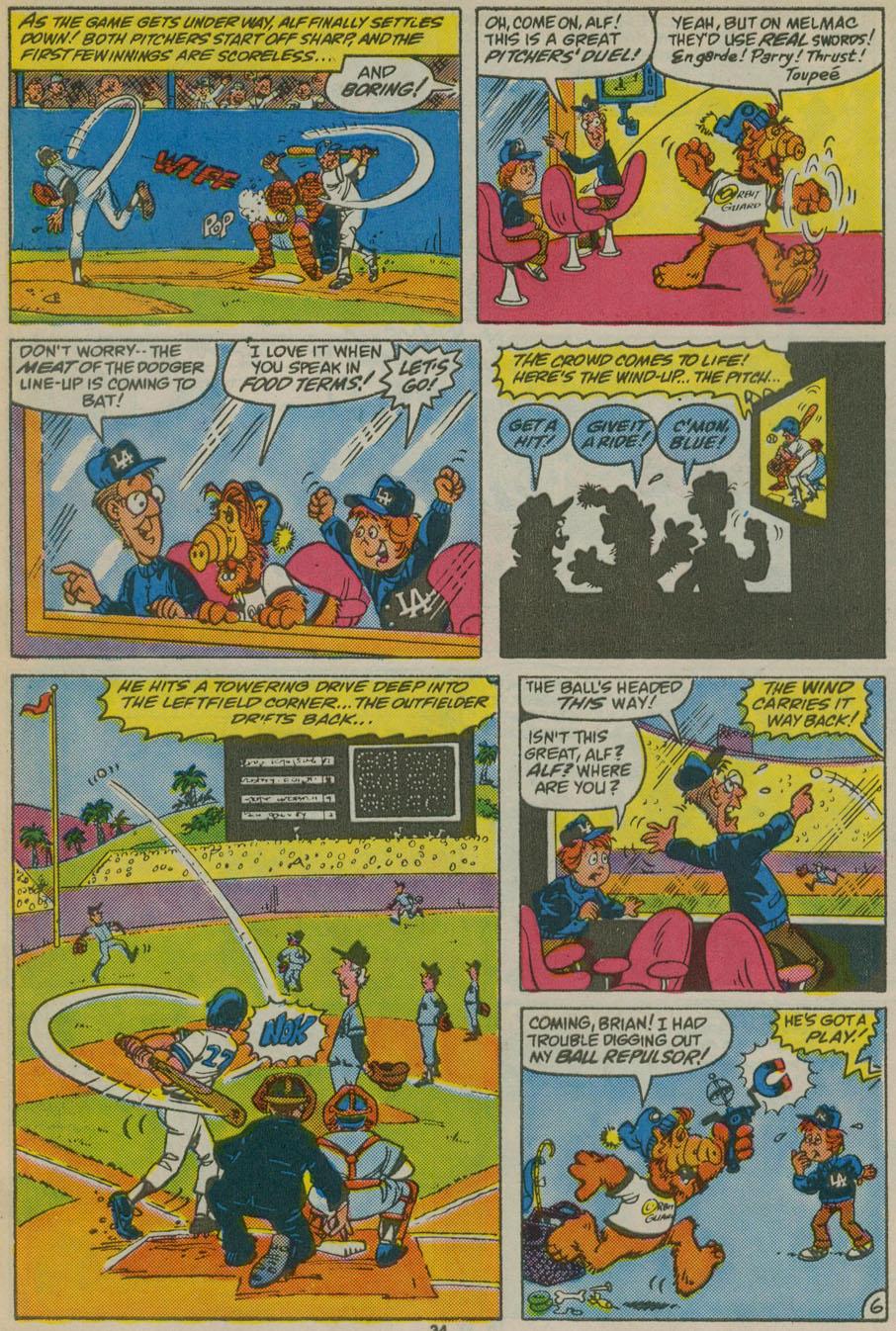 Read online ALF comic -  Issue # _Annual 1 - 31