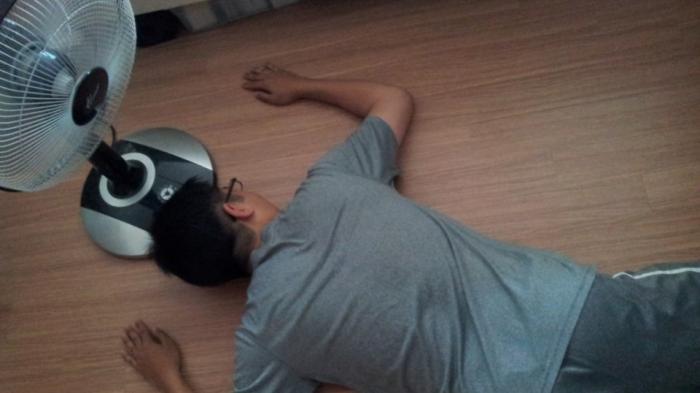 Waspada! Enam Bahaya Tidur Pakai Kipas Angin Mengarah ke Badan