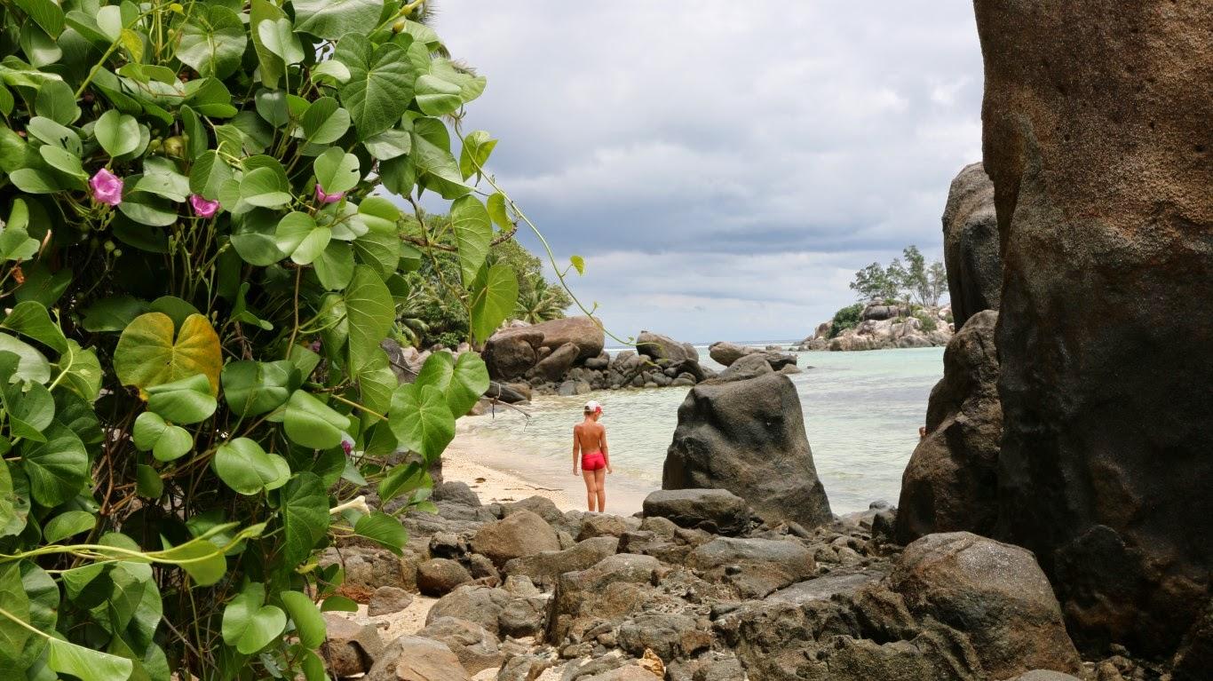 Anse Takamaka, Mahe, Seychellen