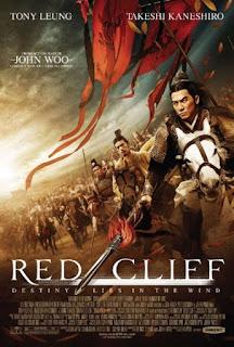 Red Cliff (2008) จอห์น วู สามก๊ก โจโฉ แตกทัพเรือ