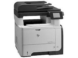 Image HP LaserJet Pro M521dn Printer