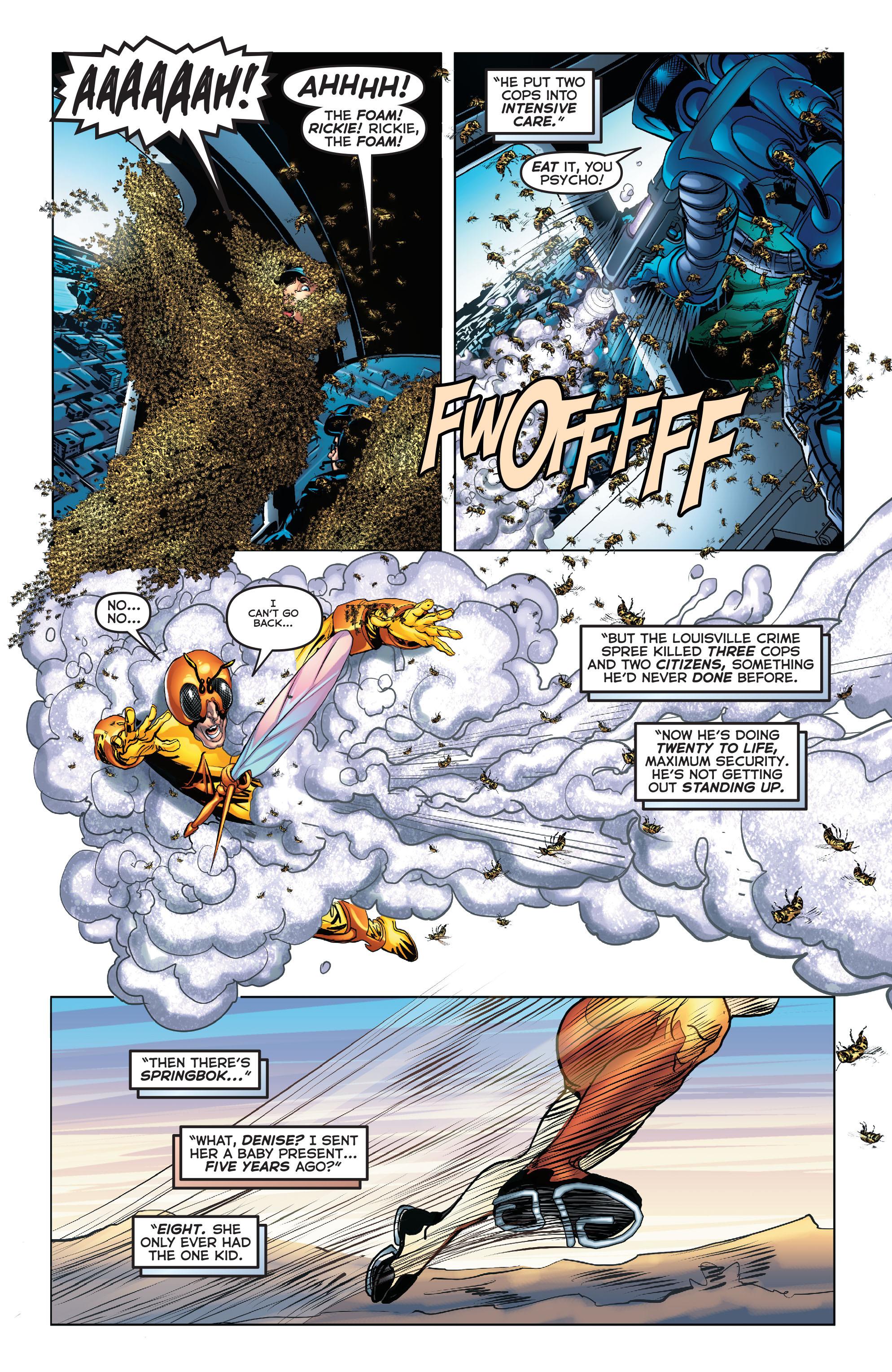 Read online Astro City comic -  Issue #33 - 5