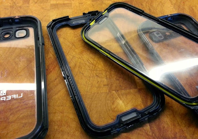 Lifeproof phone case review fre and nuud compare