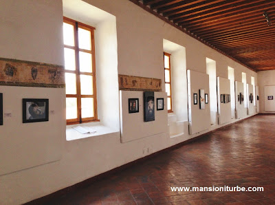 Exhibitions in Pátzcuaro at the Cultural Center /Old Jusit College