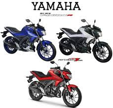 All Color Of Yamaha Vixion Motocycle