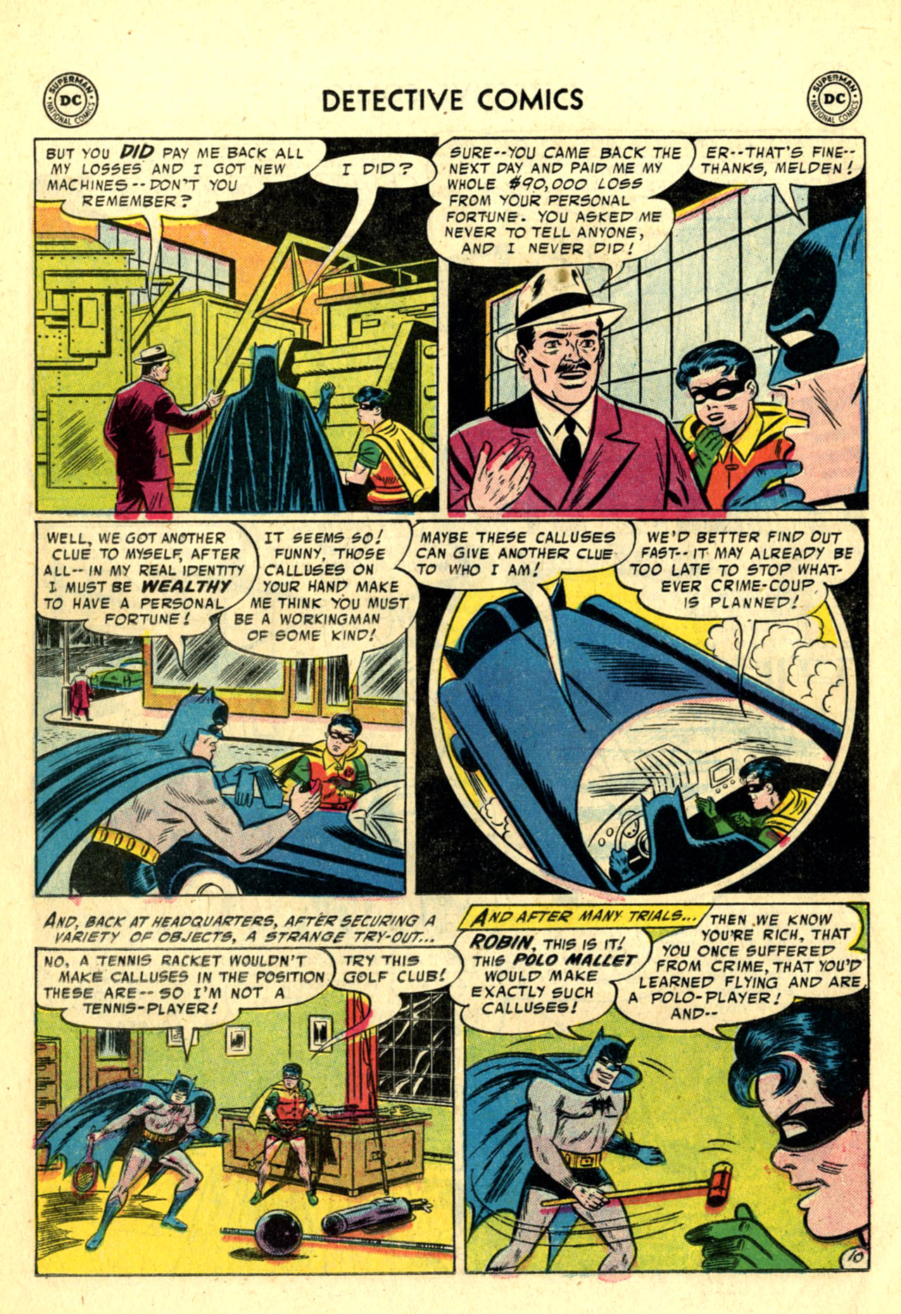 Detective Comics (1937) 234 Page 11