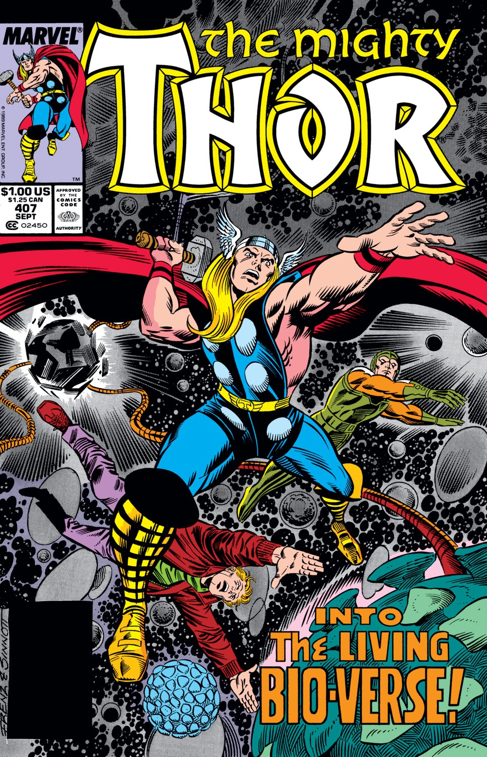 Thor (1966) 407 Page 1
