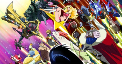 Space Dandy - o anime controverso