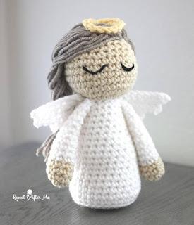 PATRON GRATIS ANGEL AMIGURUMI 34645