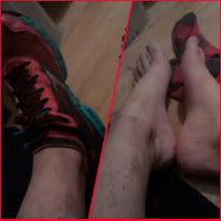 chaussure de trail pieds nus sales