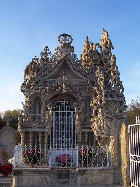 Palais Idéal – egyetlen ember élete munkája