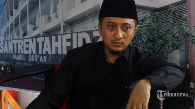 Ustaz Yusuf Mansur: Jangan Batalkan Reklamasi, Harusnya Pulau Reklamasi Tambah Dua Lagi