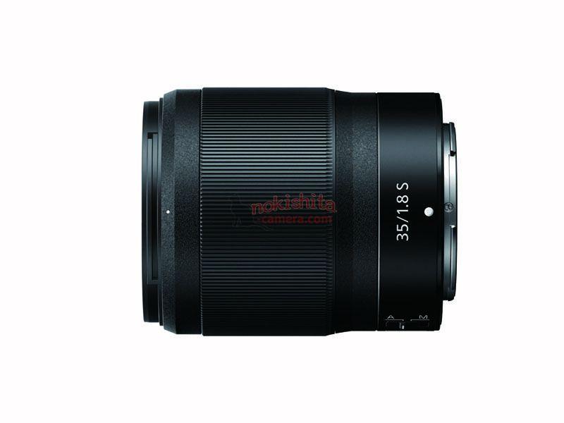 Nikon Z-Nikkor 35mm f/1.8 S