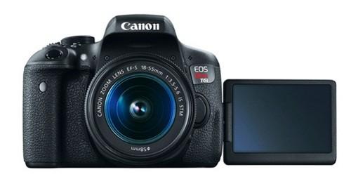 Kamera Vlog Untuk Membuat Video Youtube Canon T6i