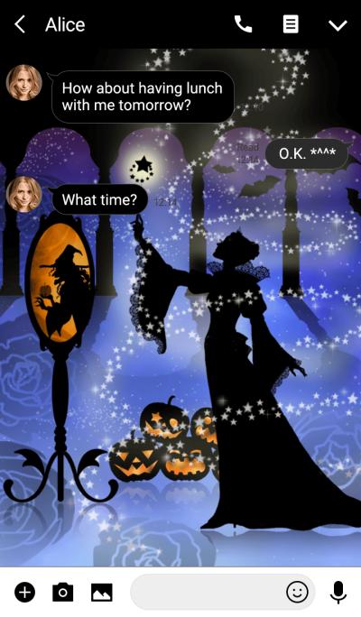 Princess Halloween *