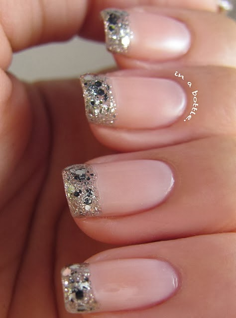 Fading Cool Nail Designs