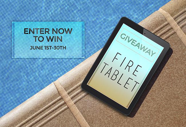 Kindle Fire Giveaway - Melanie Karsak