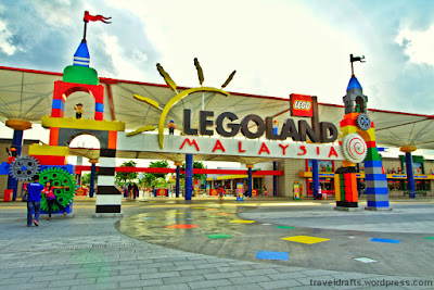 Paket Tour 4 Hari 3 Malam di Singapore + Legoland