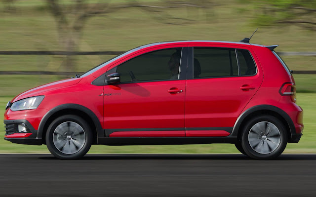Volkswagen Fox 2015 - Pepper
