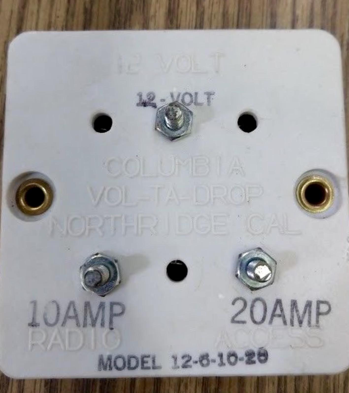 Ceramic Reducer Voltage