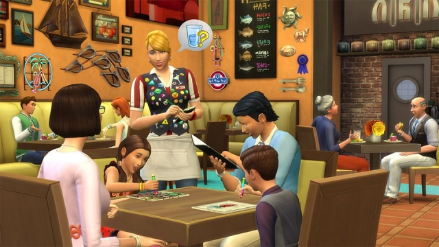 The Sims 4 Dine Out Download Full