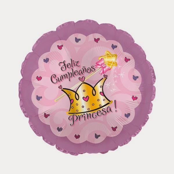 La princesa de las alas rosas los 7 a os de la princesa - Fiesta cumpleanos 8 anos ...