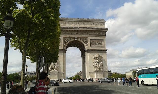 Informações e links úteis para ajudar no planejamento de sua viagem para Paris.