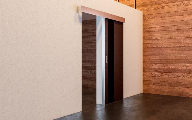 mẫu cửa gỗ trượt mới nhất