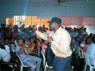 Keke Riders to pay solidarity visit to Udom *Describes the Gov as a fine boy who has blessed them