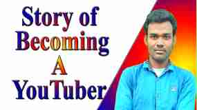 subhadip barman become youtuber and earrn in adsense