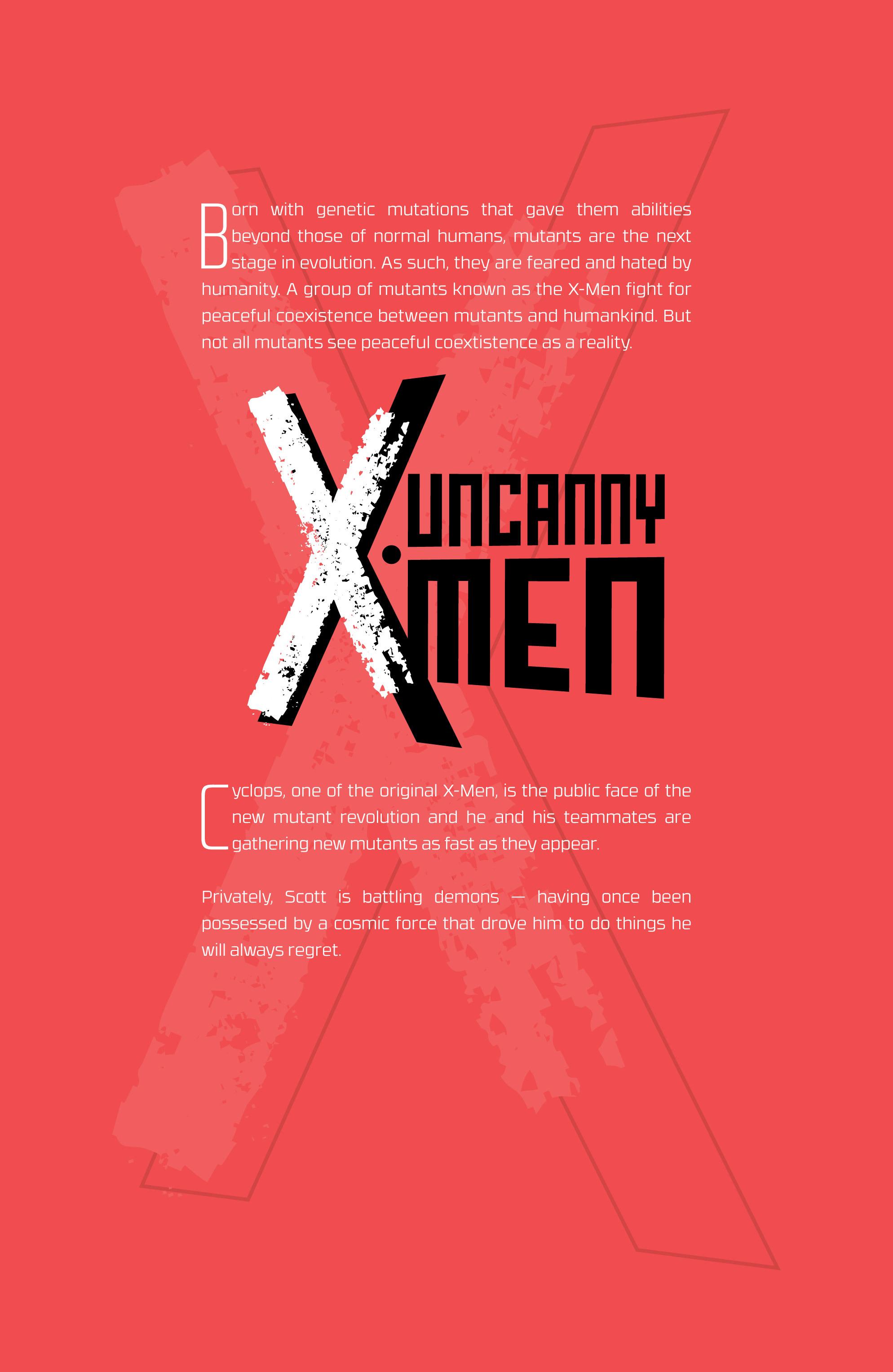 Read online Uncanny X-Men (2013) comic -  Issue # _TPB 1 - Revolution - 108