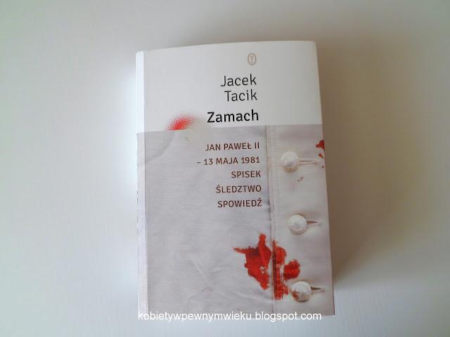 Zamach Jacek Tacik