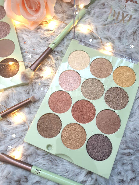 pixi reflex light palette