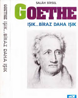 Salah Birsel - Goethe...Işık..Biraz Daha Işık