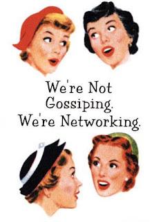 Gossip is not nice
