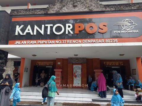 Mengenal Profesi Tukang Pos di Kantor Pos Wilayah Bali