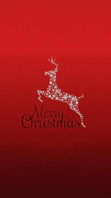 merry christmas iphone 7 hd wallpaper photo
