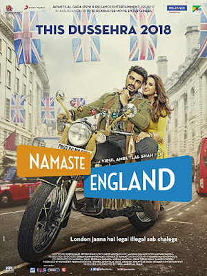 Namaste England 2018 300MB Movie download