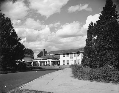 Hotel Kurrajong, March 1951