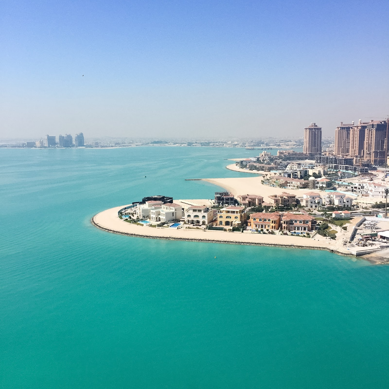 Visiting Qatar: Doha City Views