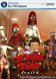 ZombieZoid Zenith - PC (Download Completo em Torrent)