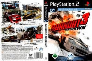 Download Burnout 3 Takedown PS2 For PC ISO ZGASPC - S-game