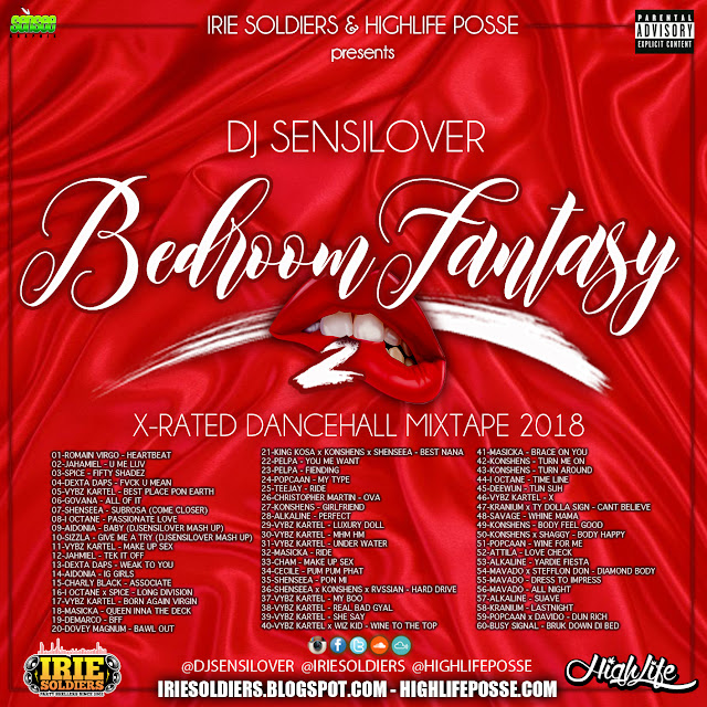 BALL GAME - DANCEHALL LIVE MIXTAPE 2018 (DJ SENSILOVER) | IRIE