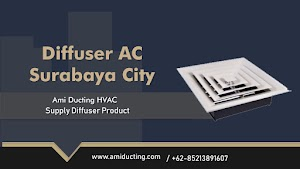 Aksesoris Ducting Diffuser AC Surabaya